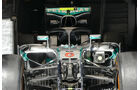 Mercedes - Formel 1 - GP Belgien - Spa-Francorchamps - 25. August 2016
