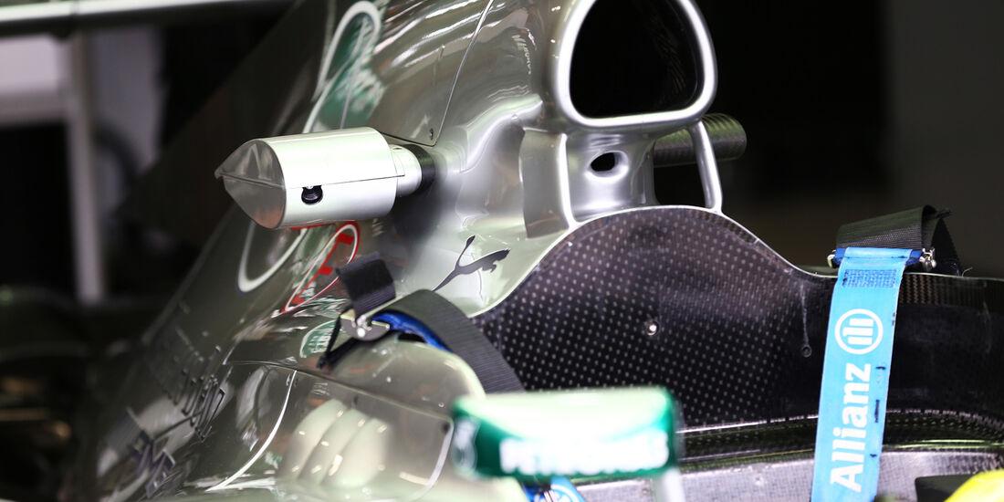 Mercedes - Formel 1 - GP Brasilien - 22. November 2013