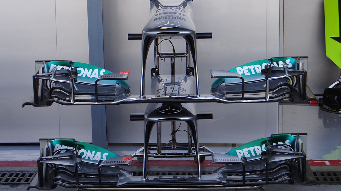 Mercedes - Formel 1 - GP Italien - Monza - 6. September 2013