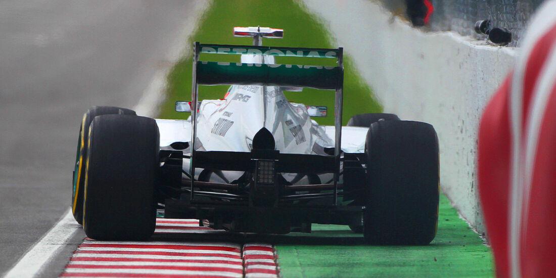 Mercedes Formel 1 GP Kanada 2012