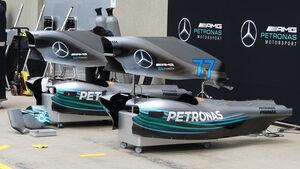 Mercedes - Formel 1 - GP Kanada - Montreal - 6. Juni 2018