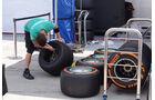 Mercedes - Formel 1 - GP Malaysia - 20. März 201