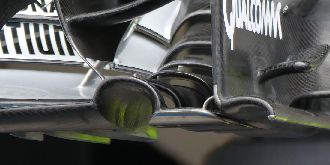 Mercedes - Formel 1 - GP Mexiko - 27. Oktober 2016