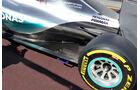 Mercedes - Formel 1 - GP Monaco - Mittwoch - 20. Mai 2015