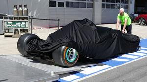 Mercedes - Formel 1 - GP Österreich - 29. Juni 2016