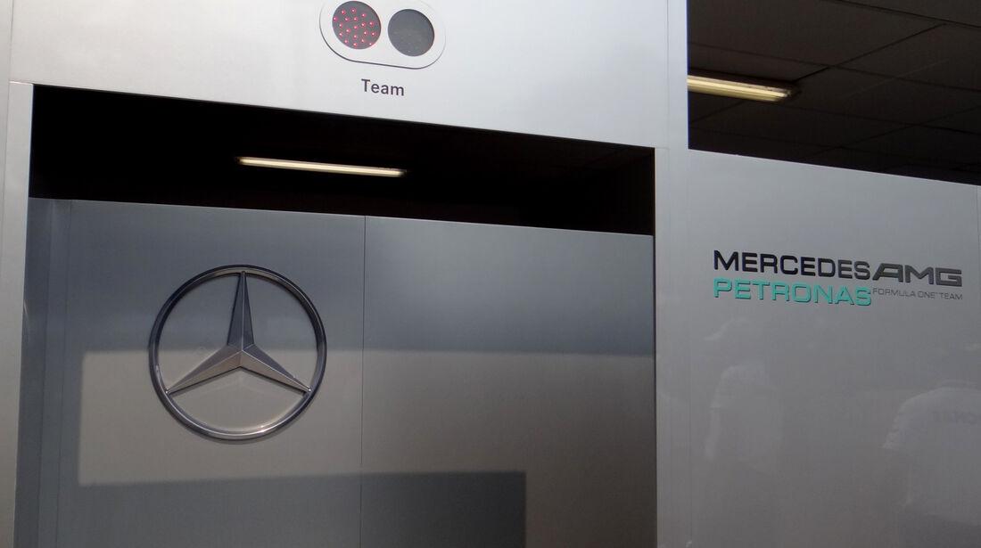 Mercedes - Formel 1 - GP Singapur - 20. September 2012