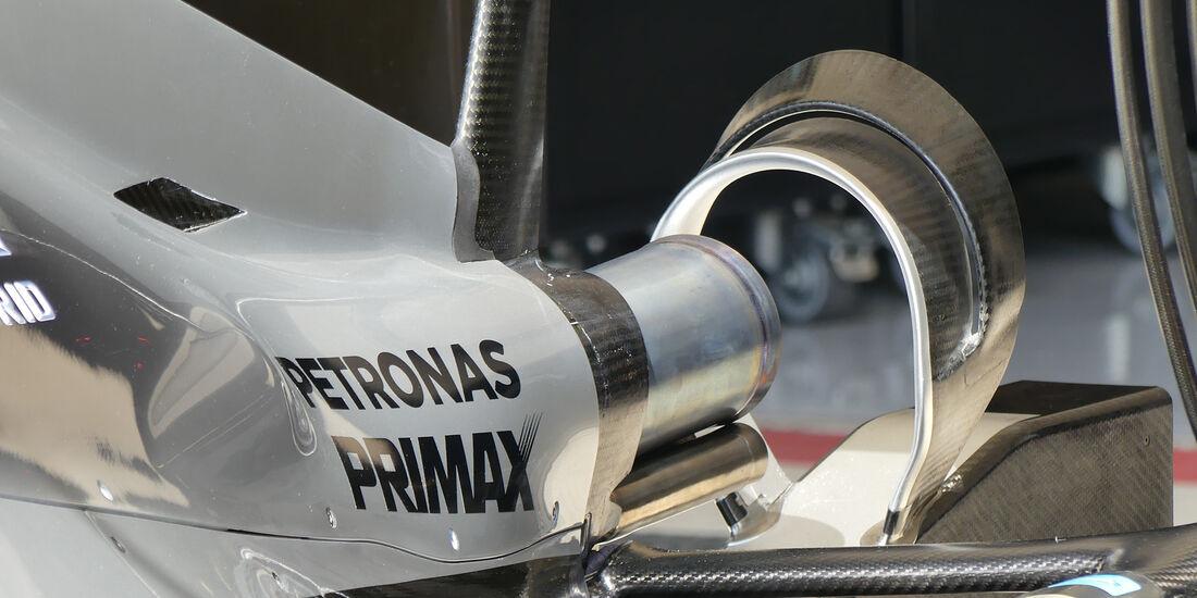 Mercedes - Formel 1 - GP USA - Austin - 20. Oktober 2016