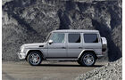 Mercedes G 63 AMG 2012 Facelift