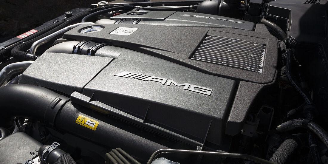 Mercedes G 63 AMG Fahrbericht 2012
