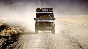 Mercedes G - Otto auf Weltreise mit Gunther Holtorf