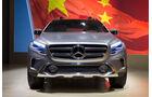 Mercedes GLA Präsentation Shanghai
