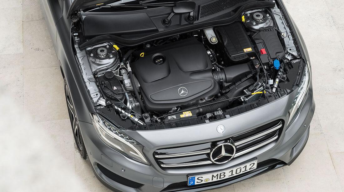 Mercedes GLA Sperrfrist 14.08.2013  9.00 Uhr