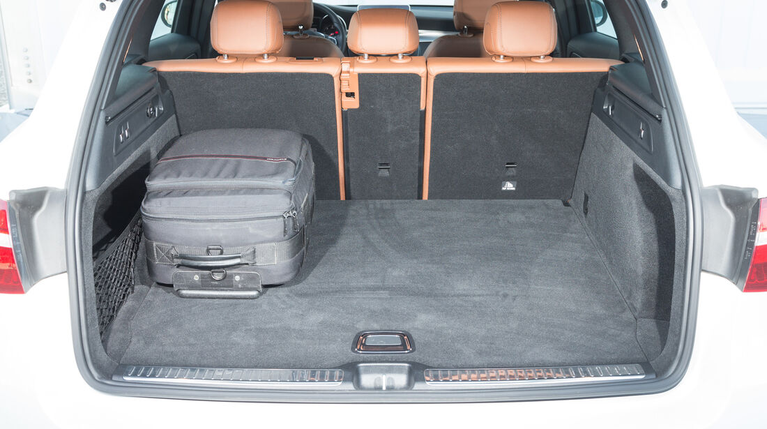 Mercedes GLC 250 d 4Matic, Kofferraum