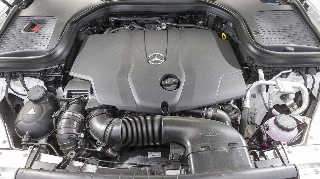 Mercedes GLC Motor