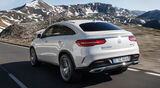 Mercedes GLE 350 d 4Matic Coupé