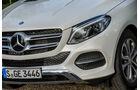 Mercedes GLE 350 d, Frontscheinwerfer