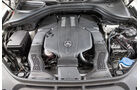 Mercedes GLE 500e, Motor