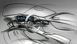Mercedes GLE Cockpit