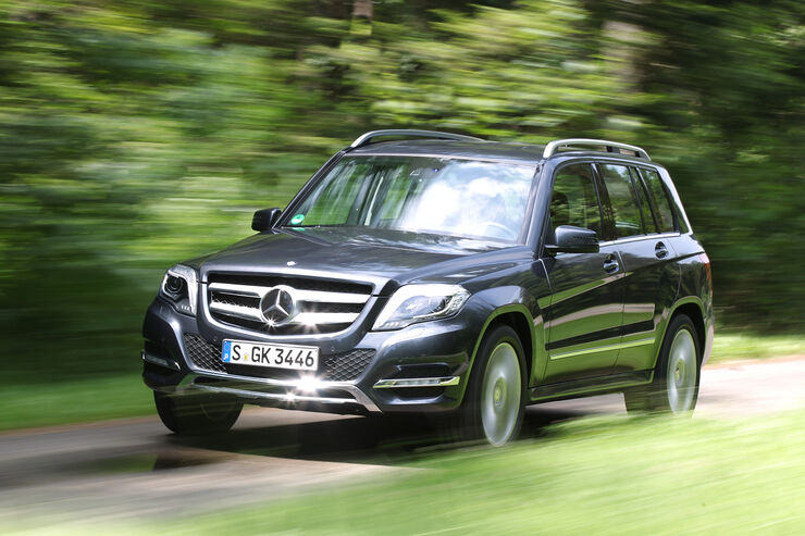 mercedes glk 250 bluetec 4 matic im test fast perfekter diesel auto motor und sport. Black Bedroom Furniture Sets. Home Design Ideas