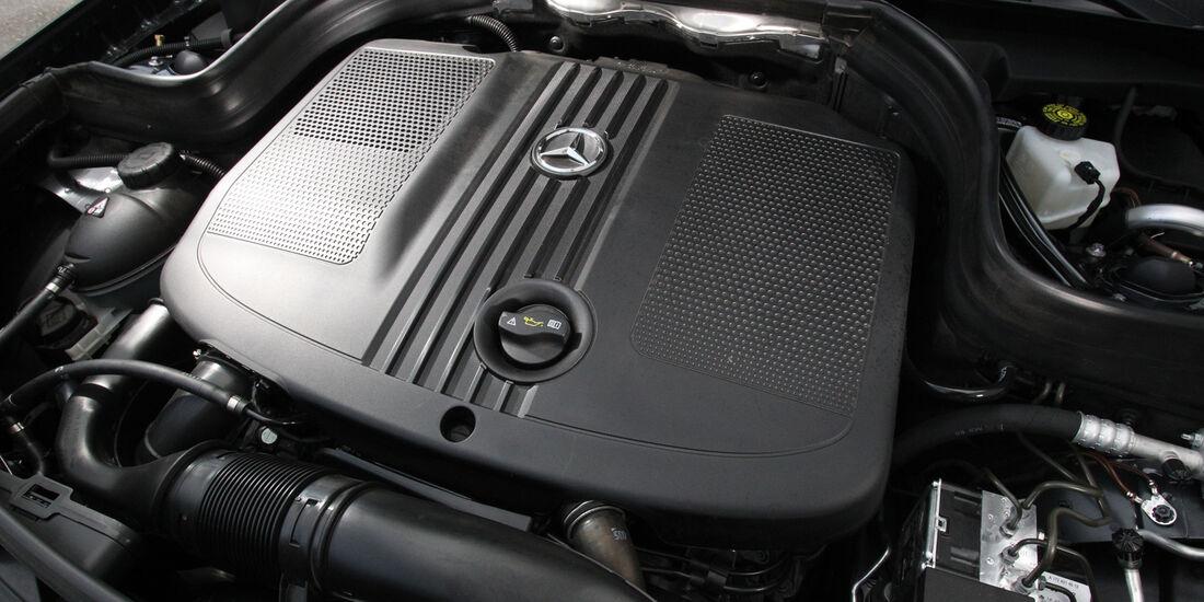 Mercedes GLK 250 Bluetec 4-Matic, Motor