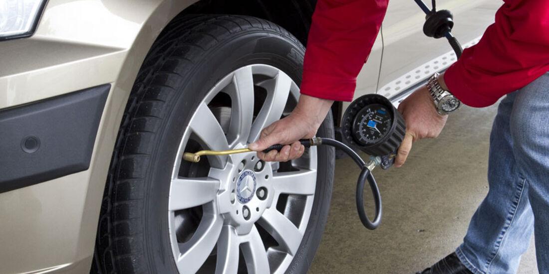 Mercedes GLK 250 CDI 4matic Reifen