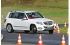 Mercedes GLK, Handlingkurs