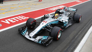 Mercedes - GP England 2017