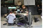 Mercedes -  GP England - Silverstone - Formel 1 - Freitag - 8.7.2016