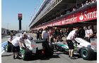 Mercedes GP Formel 1 GP Spanien 2012