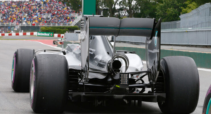 Mercedes - GP Kanada 2016