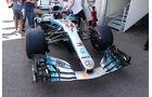 Mercedes - GP Monaco - Formel 1 - Mittwoch - 23.5.2018