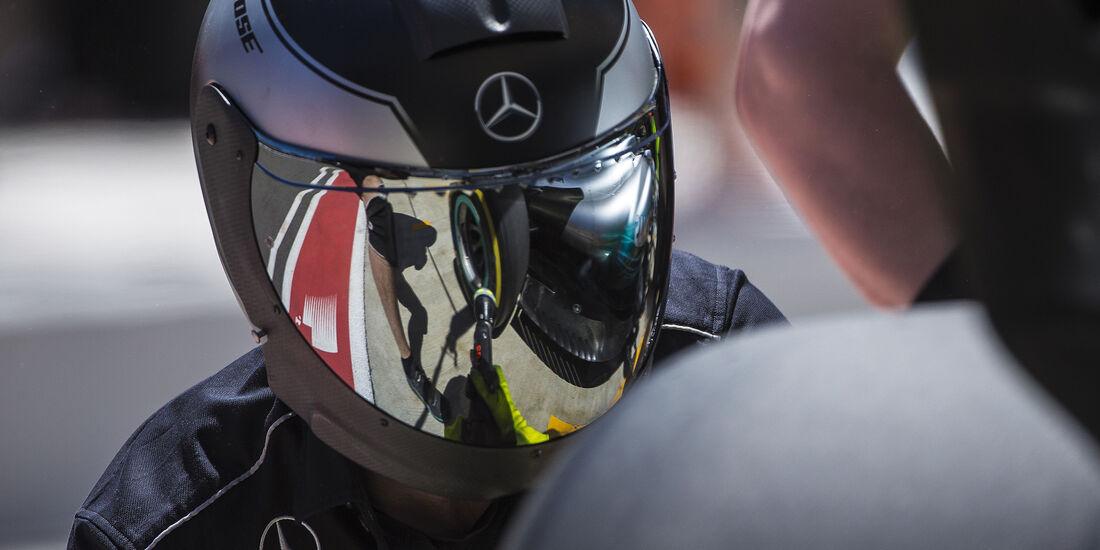 Mercedes - GP Russland - Sotschi  - Formel 1 - 28. April 2017