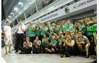 Mercedes - GP Singapur 2014