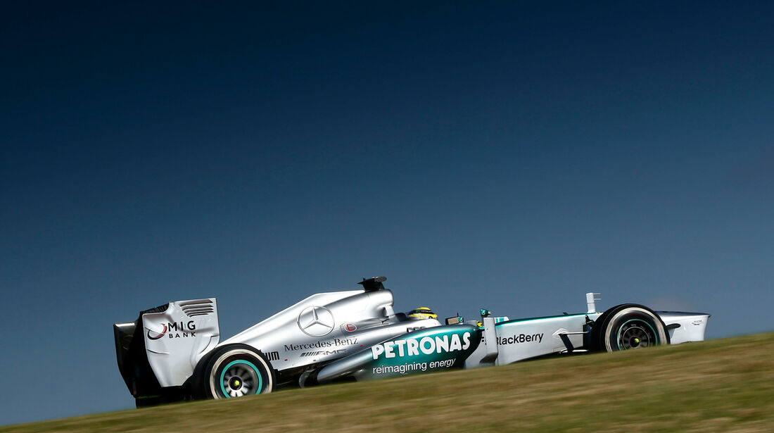 Mercedes - GP USA 2013