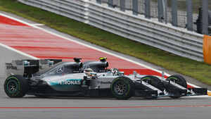 Mercedes - GP USA 2015