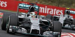 Mercedes - GP Ungarn 2014