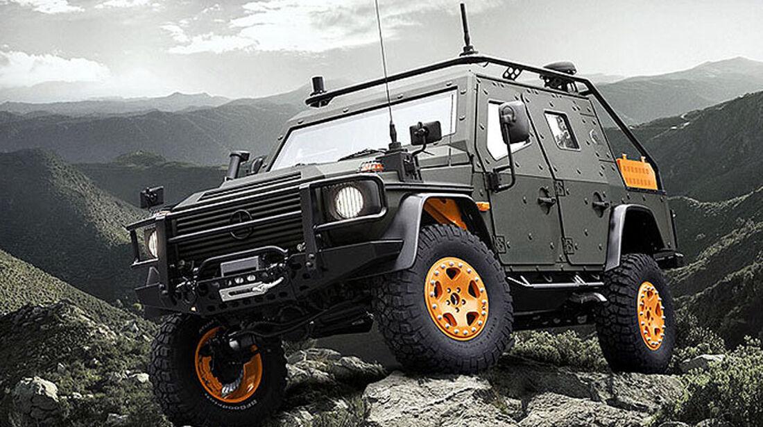 Mercedes LAPV 7.X Concept