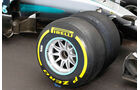 Mercedes - Pirelli 2017 Reifen-Test - Paul Ricard - 2016