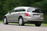 Mercedes R-Klasse, Heckansicht
