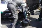 Mercedes - Reifendruck-Manipulation - Formel 1 - 2016