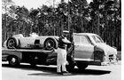 Mercedes Renntransporter Fangio Kling