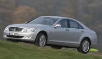 Mercedes S 320 CDI,
