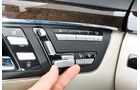 Mercedes S 500, Detail, Eco-Modus, Start-Stopp-Funktion