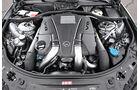 Mercedes S 500, Motor