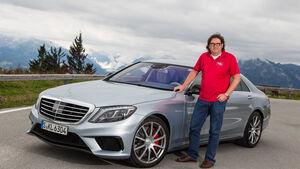 Mercedes S 63 AMG 4matic, Heinrich Lingner