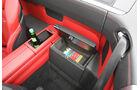 Mercedes SL 500, Ablagefach
