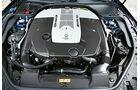 Mercedes SL 65 AMG, Motor