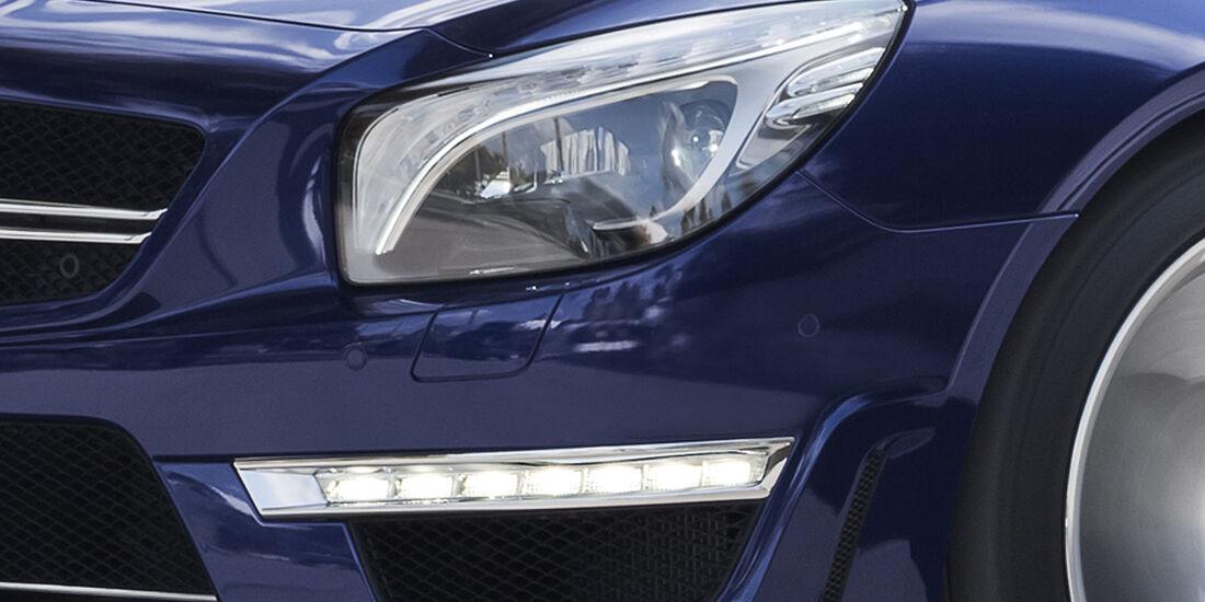 Mercedes SL 65 AMG, Scheinwerfer