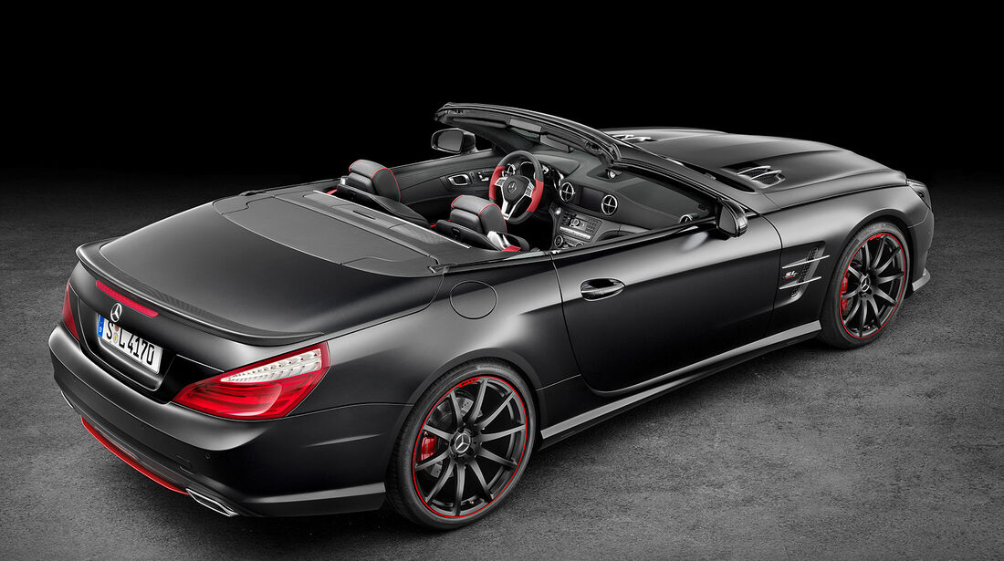 """Mercedes SL Edition """"Mille Miglia 417"""""""