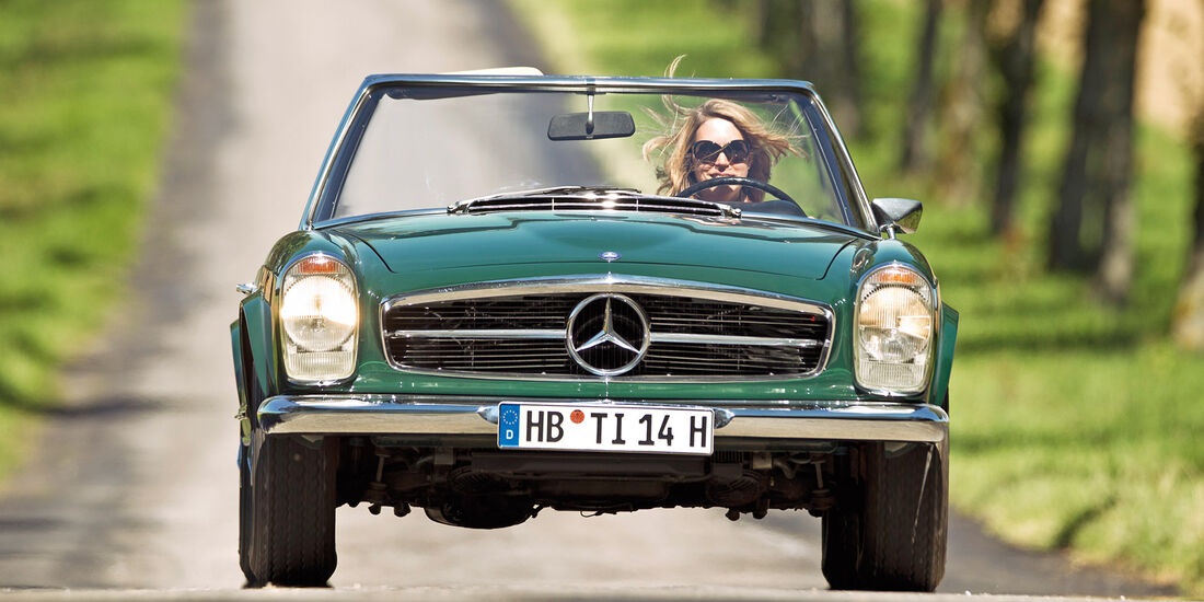 Mercedes SL Pagode (W113)